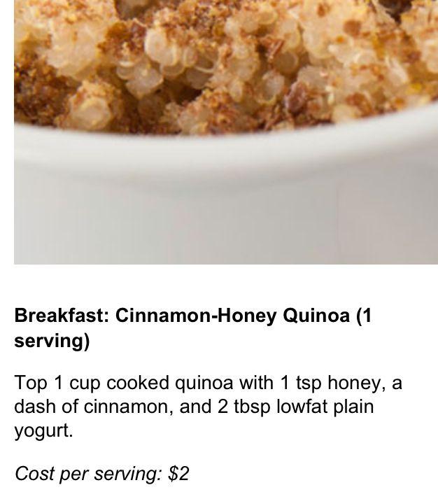 baked breakfast quinoa quinoa breakfast brownies breakfast quinoa ...