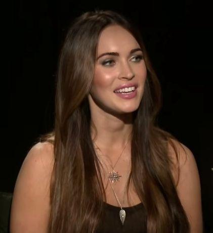 Megan Fox - long hair,...