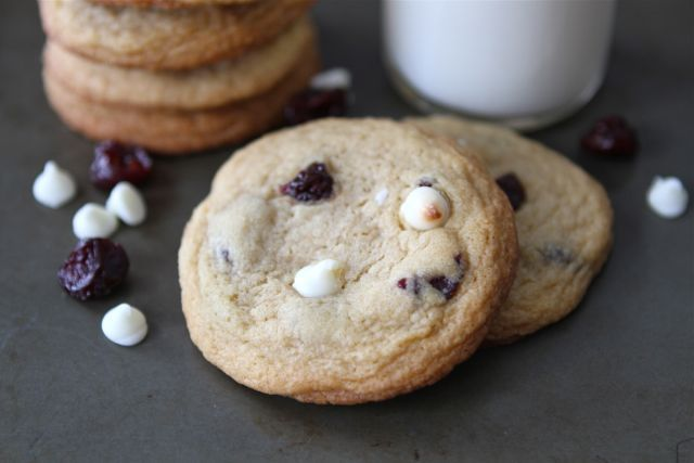 Cherry Vanilla Cookies White Chocolate Chips | Recipe