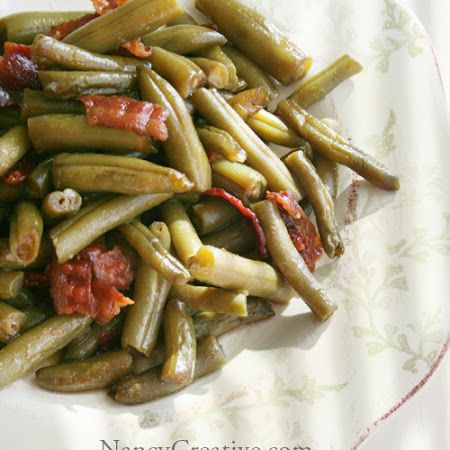 Green Beans These were great. I made them with only 8 oz of fresh ...