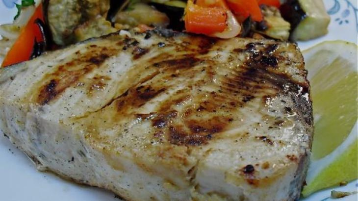 Grilled Fish Steaks Recipes — Dishmaps