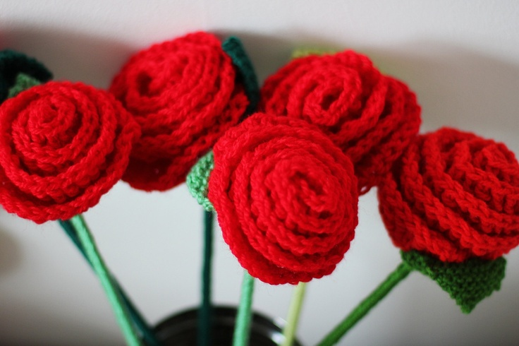 valentine gifts crochet