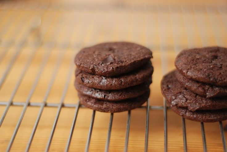 chocolate sables | Baking - Cookies | Pinterest