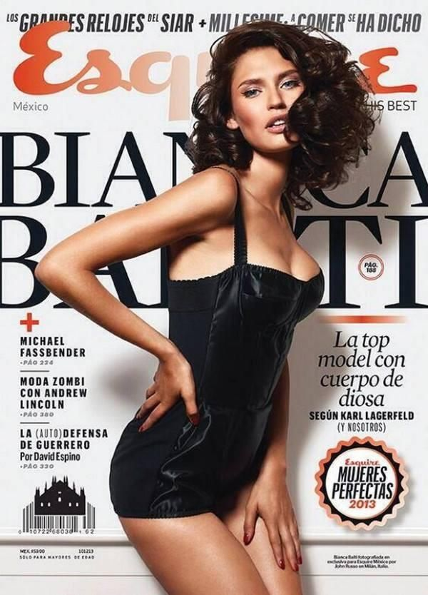 Various Covers - Esquire Mexico November 2013 Cover