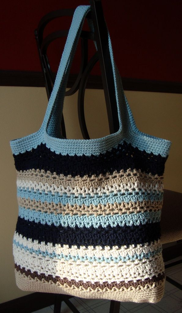 Crochet Bag Making : Found on followpics.net
