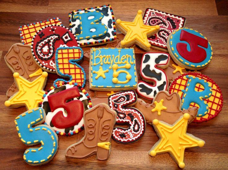 Toy Story St Birthday Cake