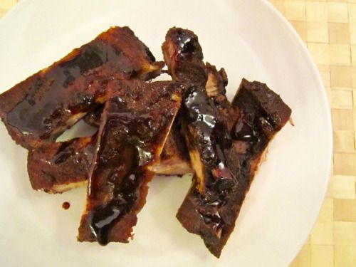 Sweet and Smoky Oven Spareribs | Baking and Cooking | Pinterest