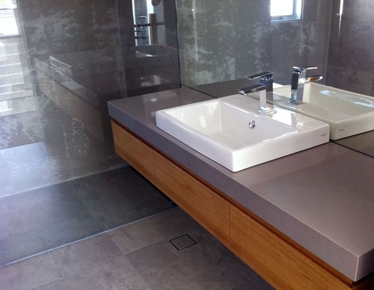 Caesarstone Urban Bathroom Pinterest