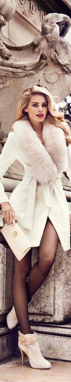Love Republic - love the coat, as long as it is faux fur that is...
