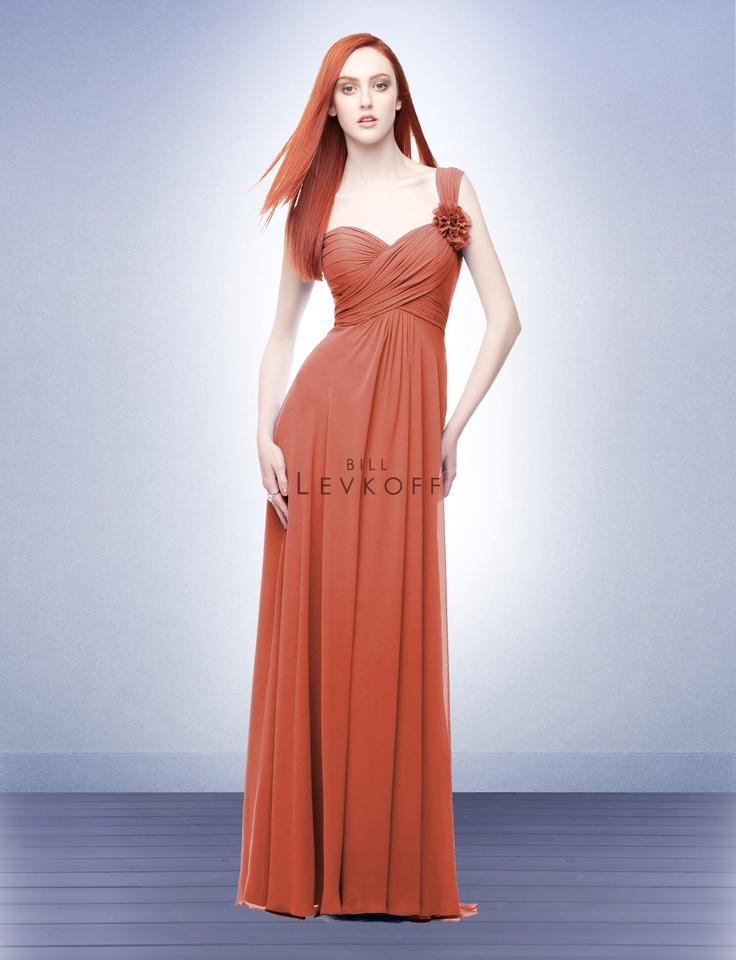 Bridesmaid Dresses Terracotta 11
