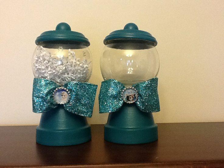 Diy Disney Frozen Birthday Favors Cute Ideas Pinterest