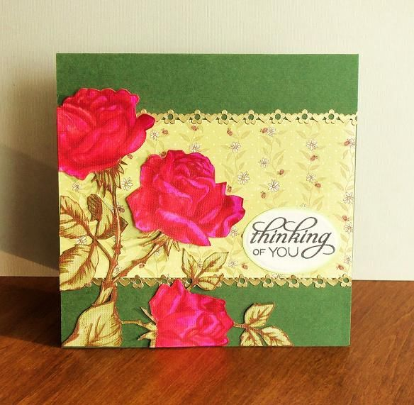 Of you sue stampin up thinking of you sympathy cards p