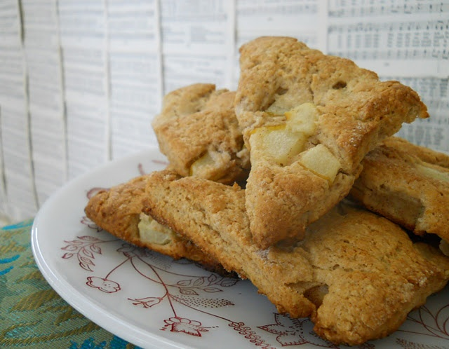 Ginger-Pear scones | Muffins/Scones | Pinterest