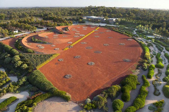 The Australian Garden Cranbourne Landscape Pinterest