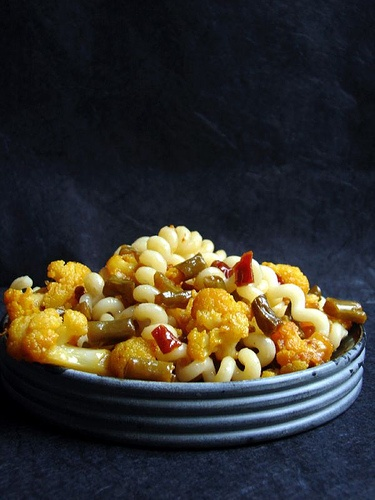 Pasta With Smothered Cauliflower And Saffron Recipes — Dishmaps