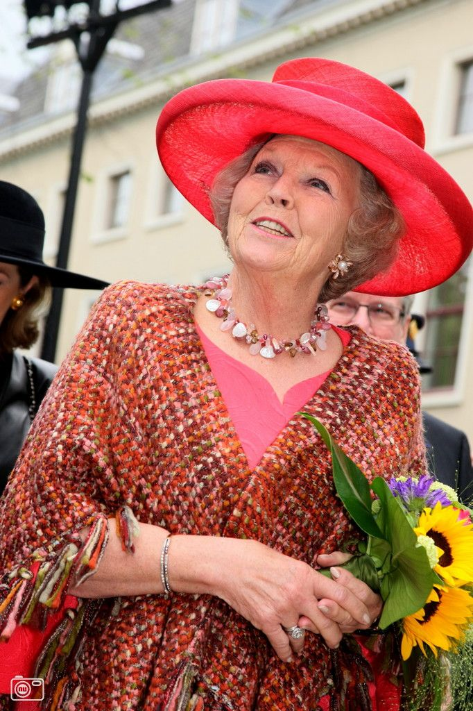 **HR Queen Beatrix of the Netherlands