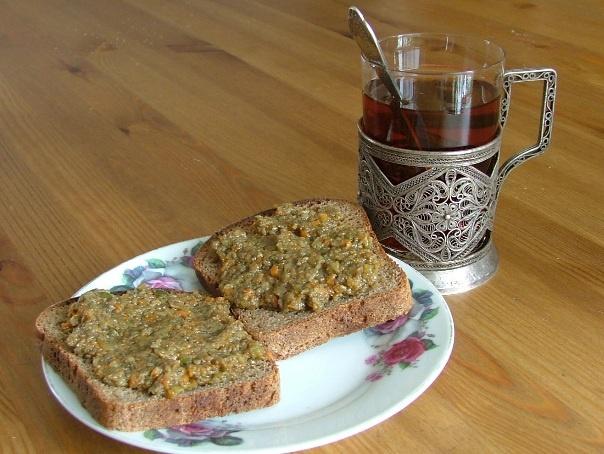 mushroom caviar | овощи - vegetables recipes | Pinterest