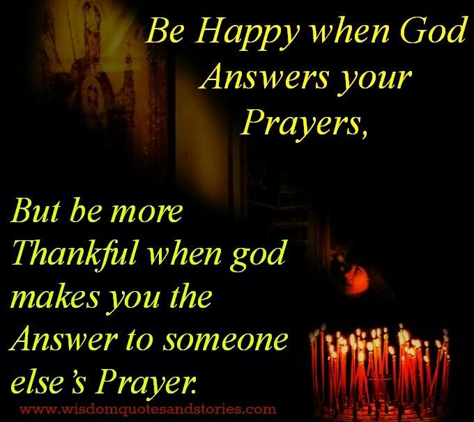 Answered prayer Quotes For life Pinterest