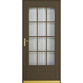 Pella Storm Door For The Home Pinterest
