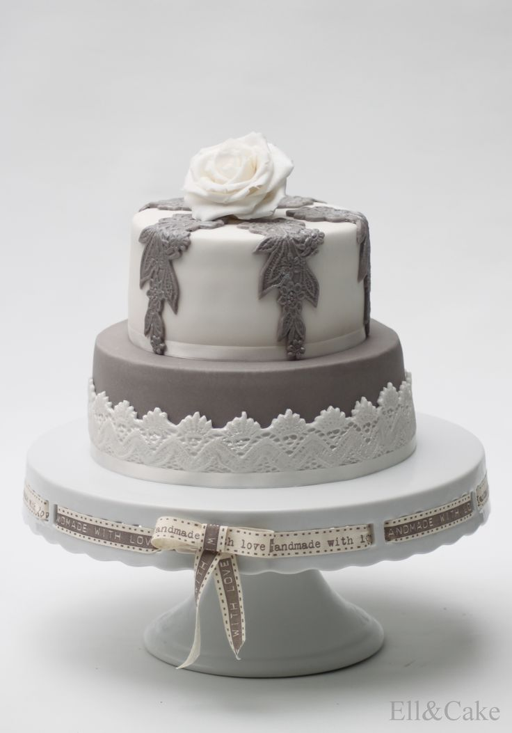 Birthday Cake Pictures Elegant : Pin by Chelsea Hopson on Easy As...Cake? Pinterest