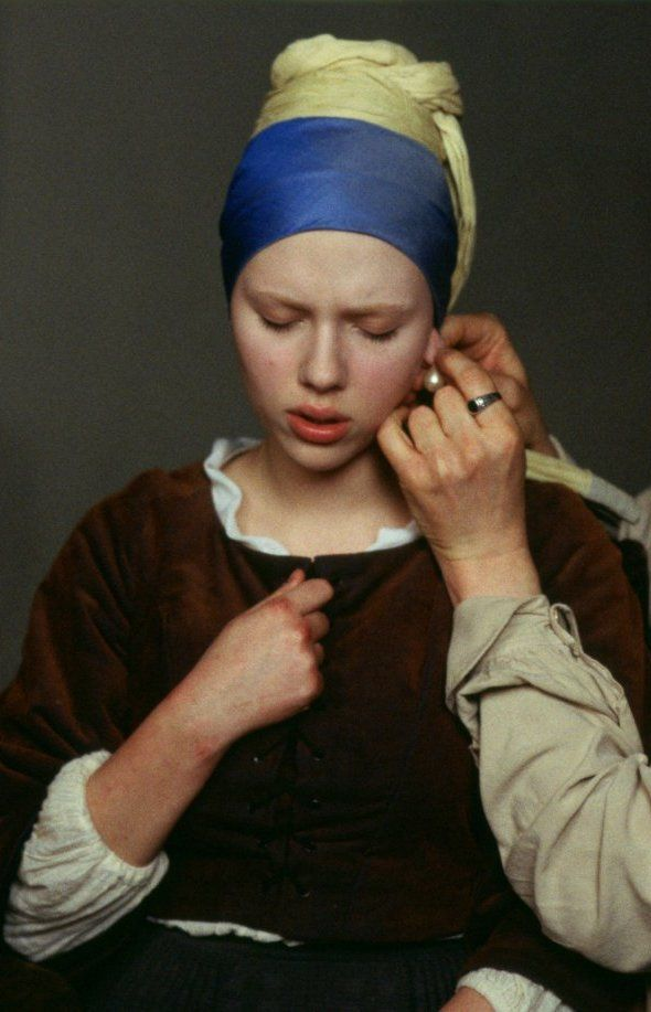 Opinion the Girl with a pearl earring sex scene