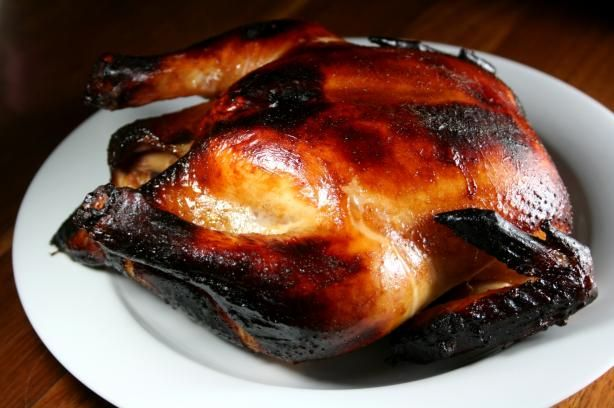 Roast Chicken Chinese-Style This couldn't be easier, yet it tastes ...
