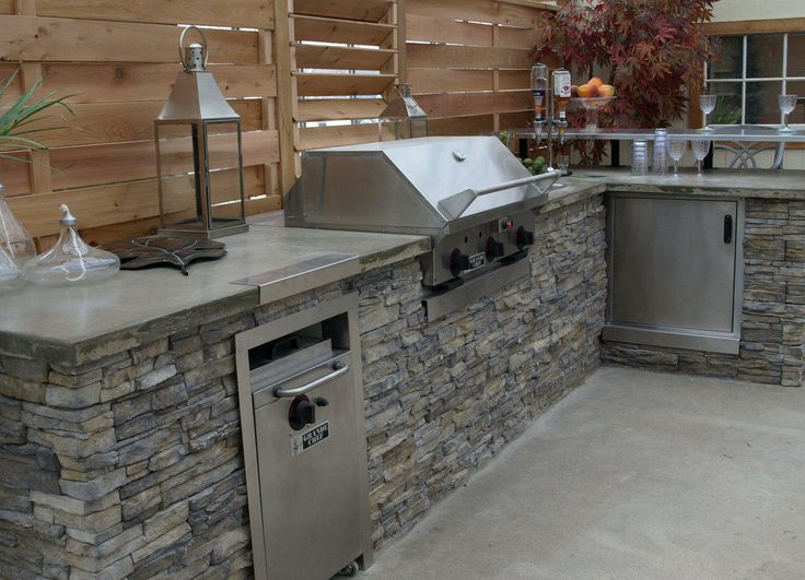 Outdoor cooking station design studio pinterest for Outdoor cooking station plans