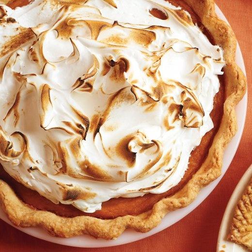 Sweet-Potato Meringue Pie | Recipe