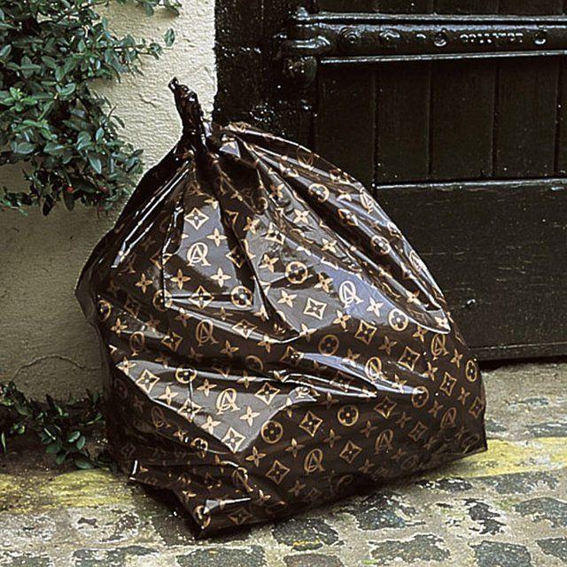 Louis Vuitton Bin Bag