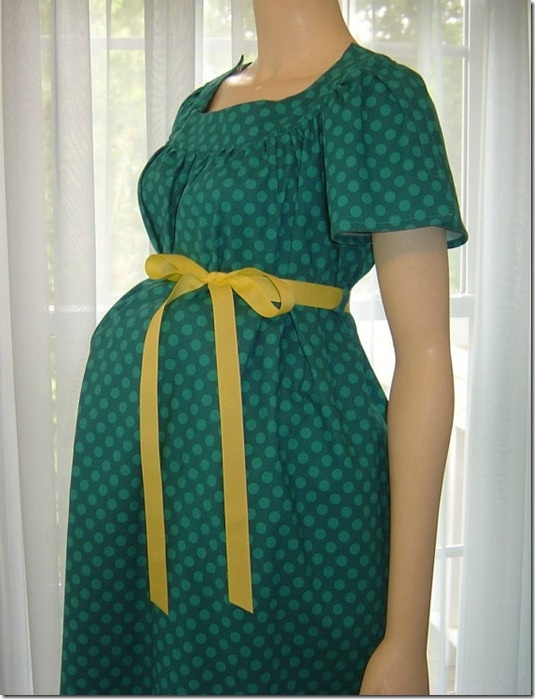hospital maternity gown pattern