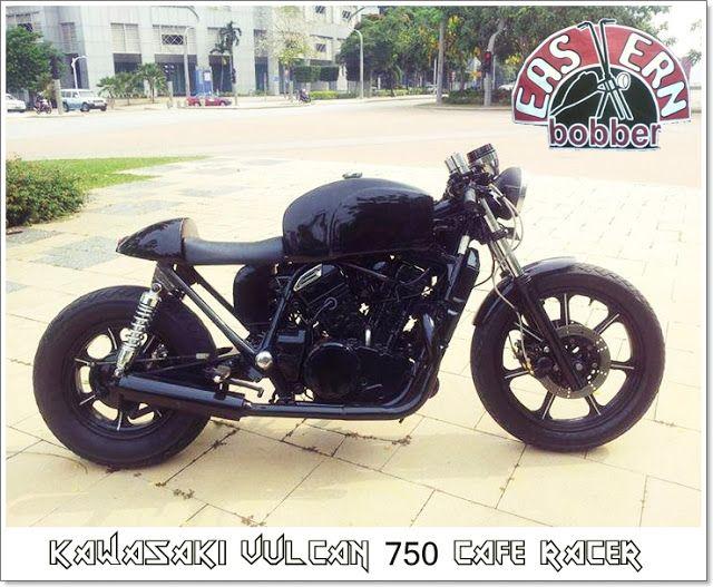 Kawasaki Vulcan 500 Cafe Racer Kit 1stmotorxstyleorg