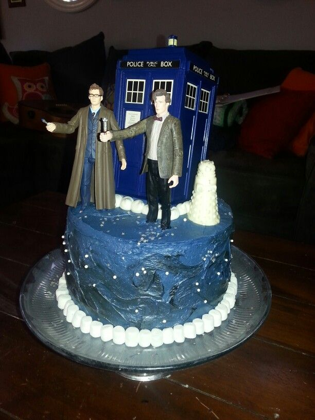 Dr Who Cake :) Dr Who Pinterest