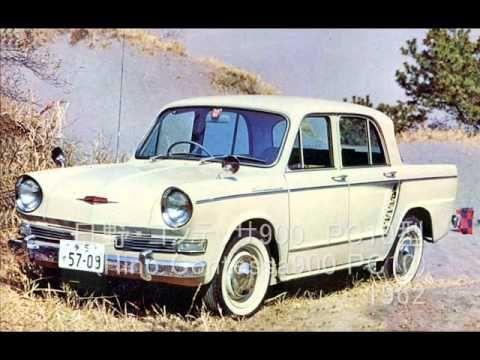 Japanese cars of the 1950s-1970s | Japanese Cars | Pinterest