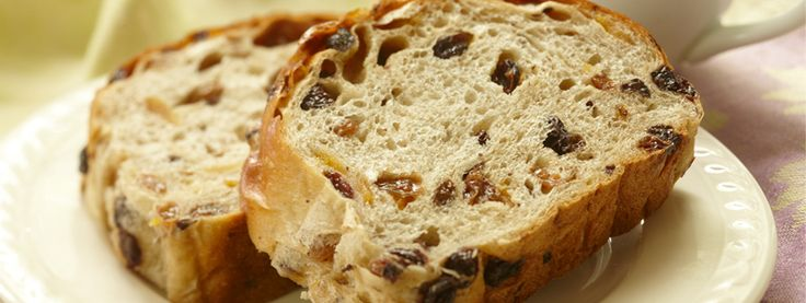 Cinnamon Raisin Bread | Recipes | Robin Hood - Eggless