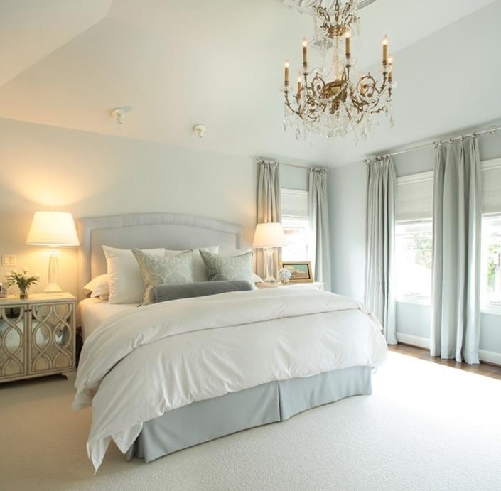 silver bedroom design master guest room pinterest