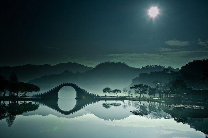 Moon Bridge Taiwan