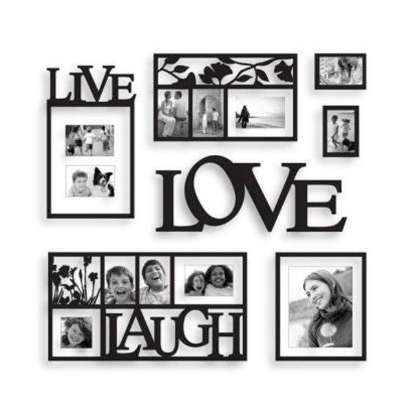 Live Laugh Love Wall Frame Art Arrangements Frames From