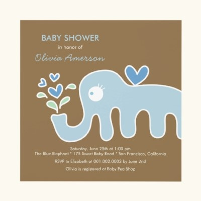 Boy Baby Shower Invite is beautiful invitations example
