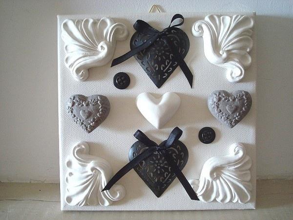 pin by d co coeur boutique d co r tro campagne cosy et. Black Bedroom Furniture Sets. Home Design Ideas