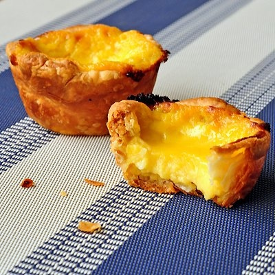 Coconut Custard Tarts | Eat With Your Eyes | Pinterest