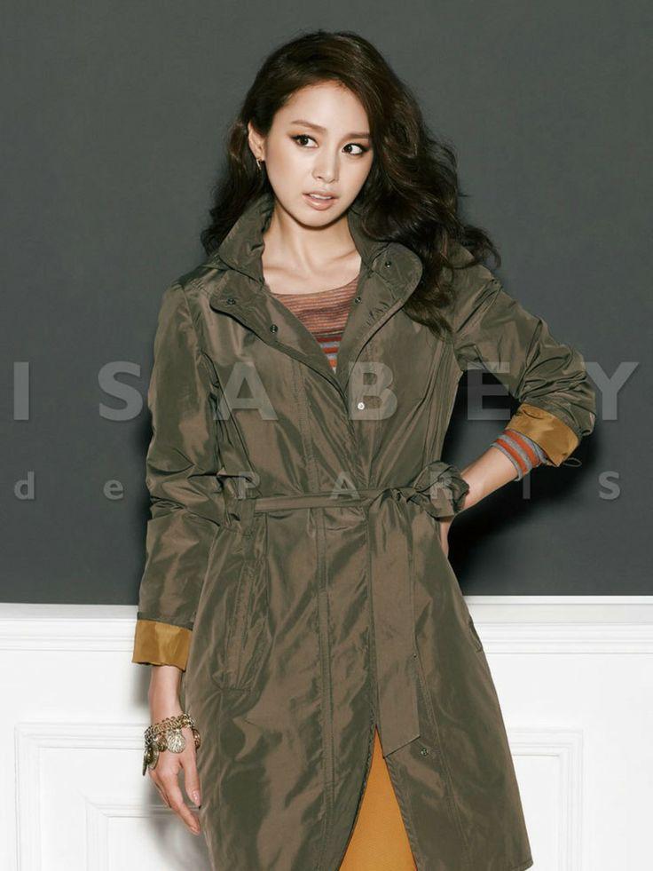 Kim Tae Hee 2012fw Fashion Actress Kim Tae Hee Pinterest