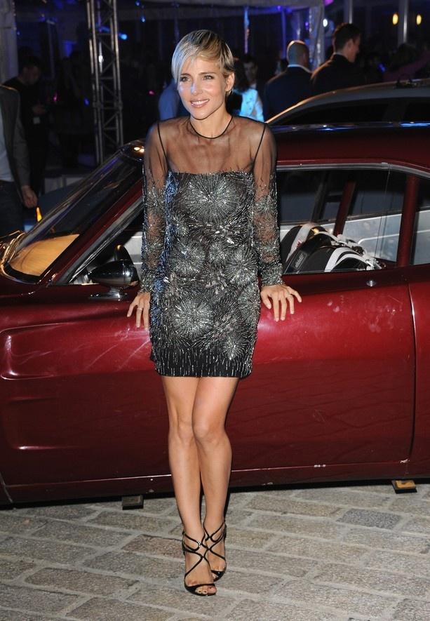 Elsa Pataky wearing LANCE