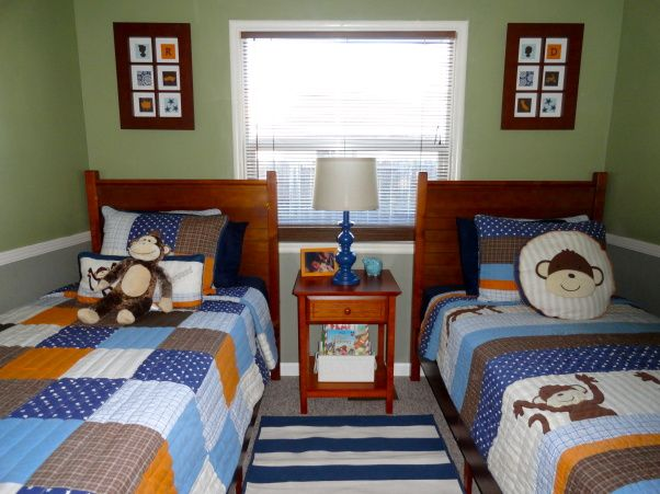 A room for brothers the boys bedroom pinterest for Brothers bedroom ideas