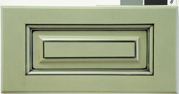Light grey green with wasabi black glaze elu pinterest