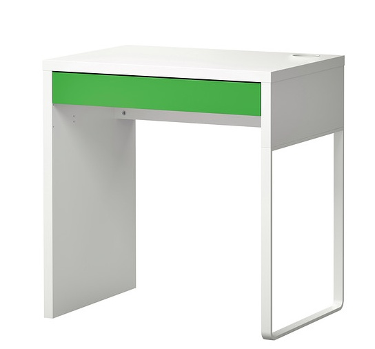 Think thin slim desks for small spaces - Desk for small spaces ikea style ...