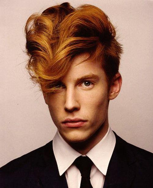 Ginger Hair Men Ginger hair #copper #color #hair #men