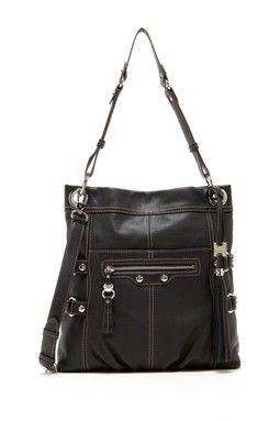 Aimee Kestenberg Vanessa Crossbody Hobo Bag