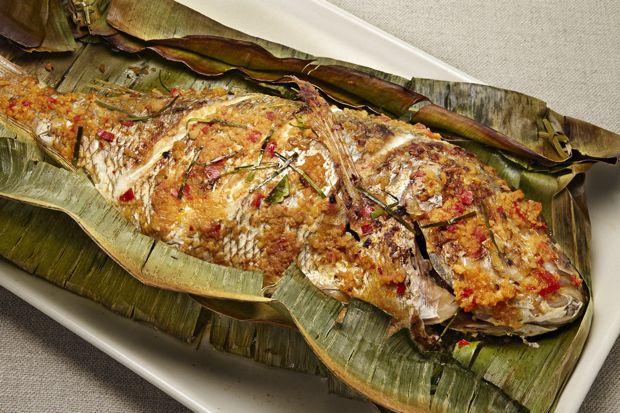 Malaysian Banana Leaf recipe | Food | Pinterest