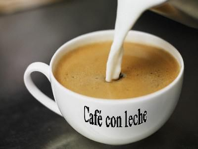 Café con leche   Barcelona Restaurants   Pinterest