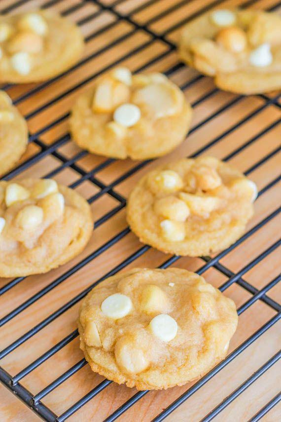 Super Chunky White Chocolate Macadamia Cookies